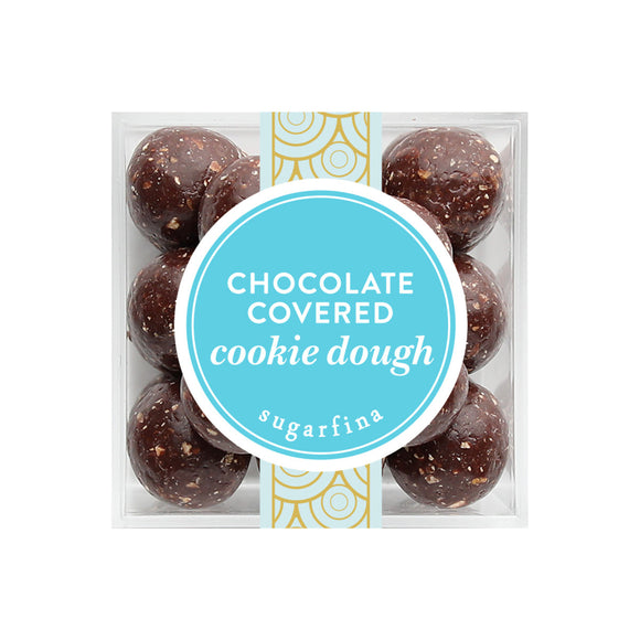 Chocolate Covered Cookie Dough - Small