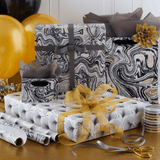 Enchanted Marble Gift Bags