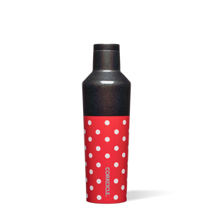 Corkcicle x Disney Canteen - 16oz Minnie Polka Dot Red