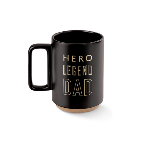 Hero Legend Dad Stoneware Mug
