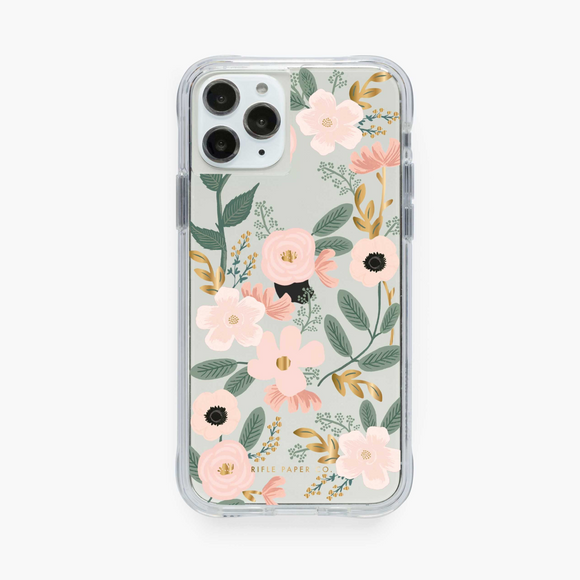 Wildflower iPhone Case