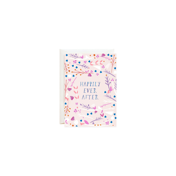 Happily Ever After Petite Card