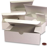 Tuck Top White Gift Boxes