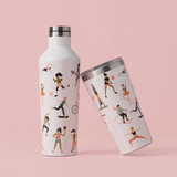 Corkcicle x Rifle Paper Canteen - 16oz. Sports Girls