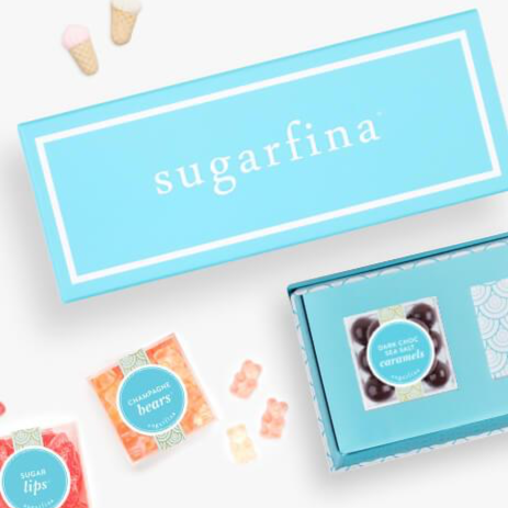 Sugarfina 3pc Design Your Own Candy Bento Box