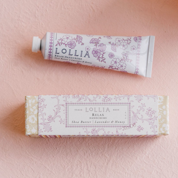 Relax Travel-Size Handcreme