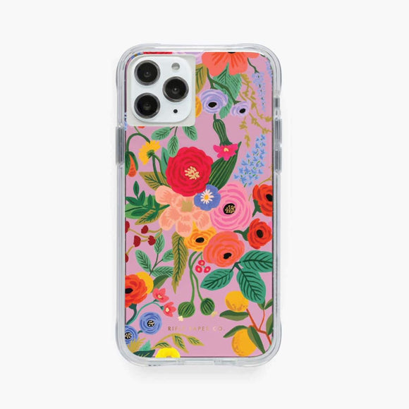 Blush Garden Party iPhone Case
