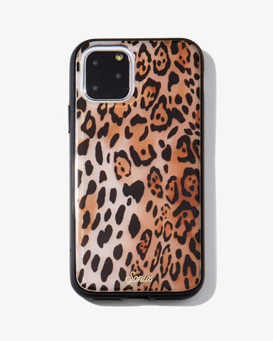 Watercolor Leopard iPhone Case