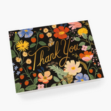 Strawberry Fields Thank You Cards, Set of 8