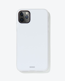 BONDIR Piano Finish White iPhone Case