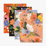 Lively Floral Notecards
