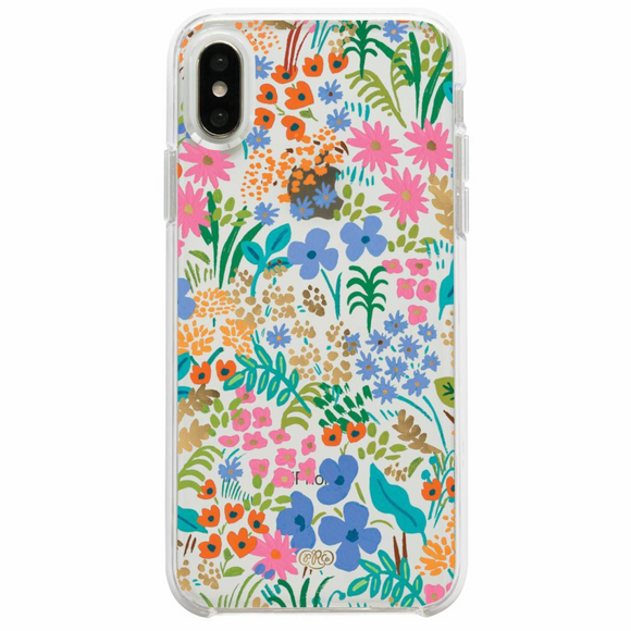Clear Meadow iPhone Case