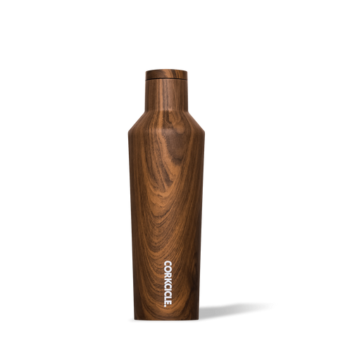 Canteen - 25oz Walnut Wood