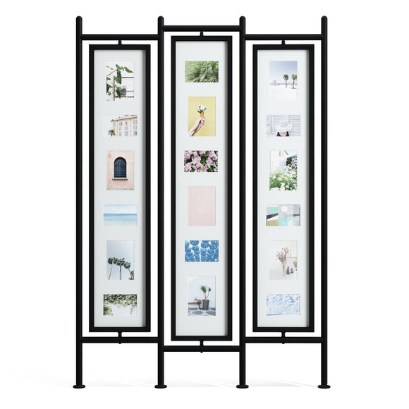 Pano Room Divider and Photo Display