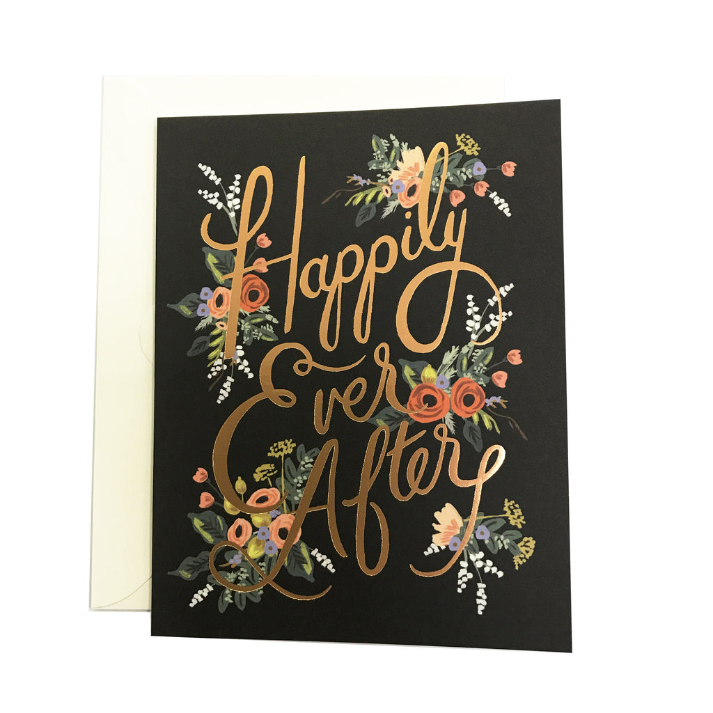 Eternal Happily Ever After Card