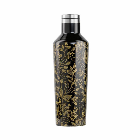 Corkcicle x Rifle Paper Canteen - 16oz. Queen Anne