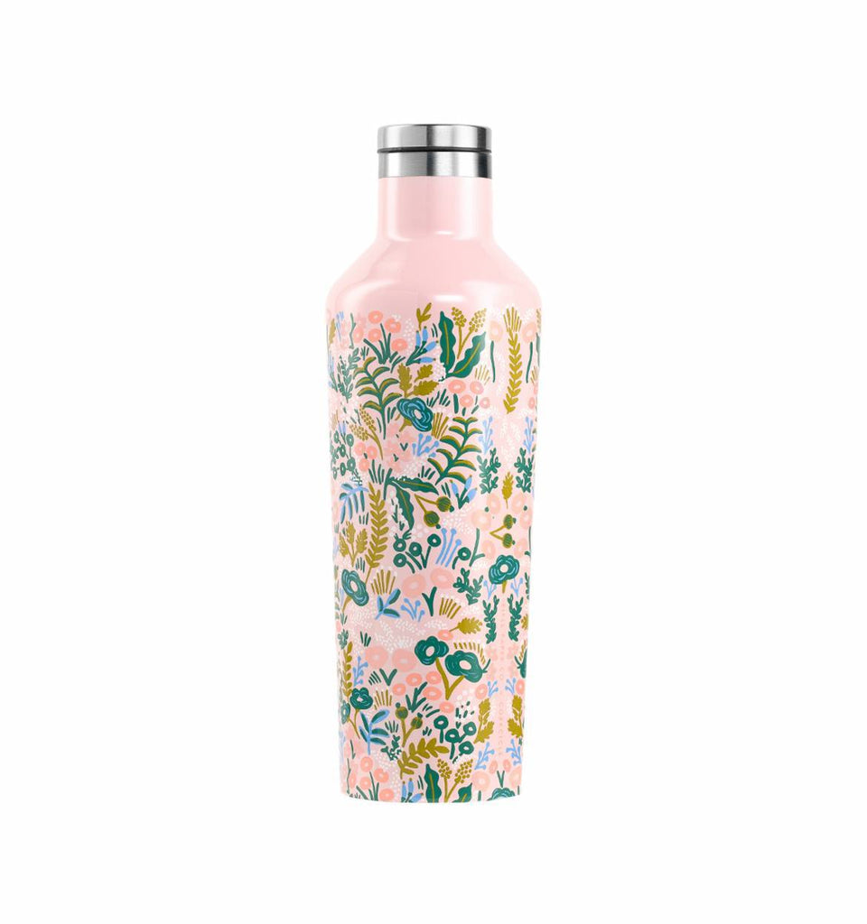 Corkcicle x Rifle Paper Canteen - 16oz. Tapestry