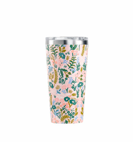 Corkcicle x Rifle Paper Tumbler - 16oz. Tapestry