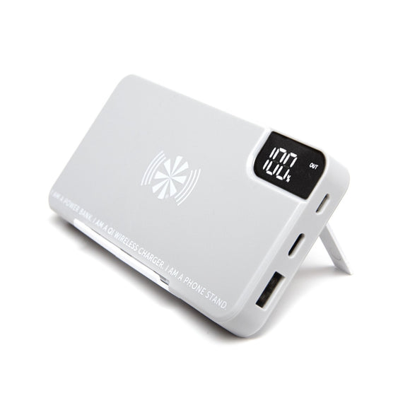 Take Charge Power Bank Qi Charger