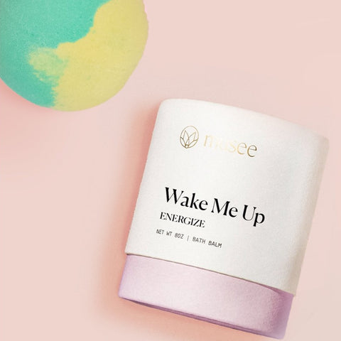 Therapeutic Bath Bomb - Wake Me Up