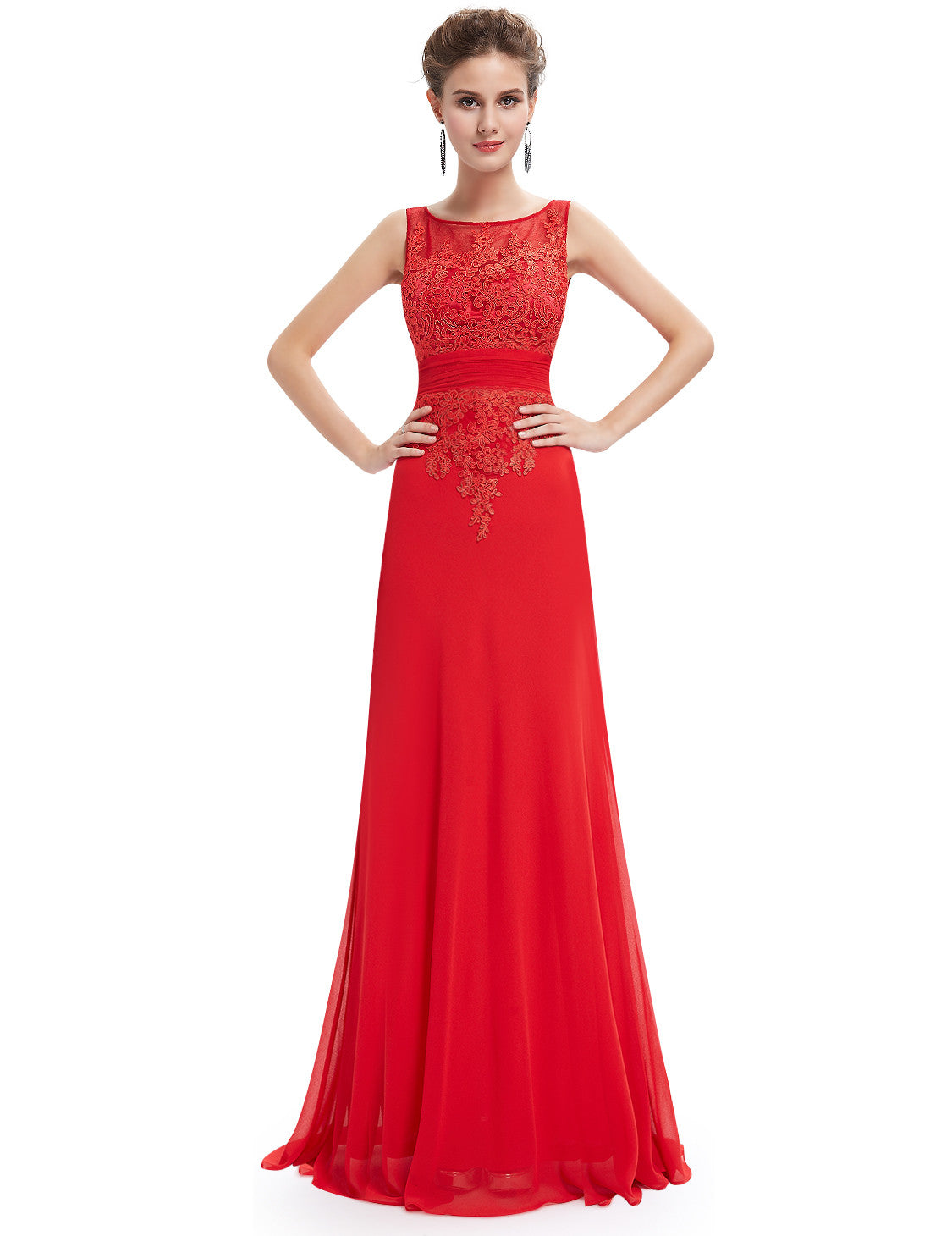 Sexy Long Elegant Party Evening Formal Dress