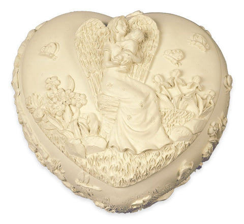 Heaven's Little Love Keepsake Box - Keepsake-Memorials