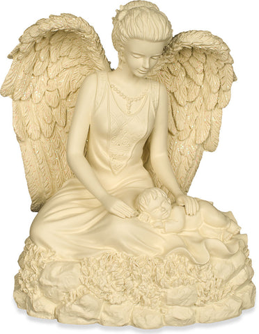 Precious Gift-Angel and Baby Figurine - Keepsake-Memorials