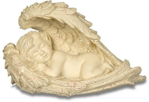 Angel of Joy-Small Cherub Gift Bagged - Keepsake-Memorials