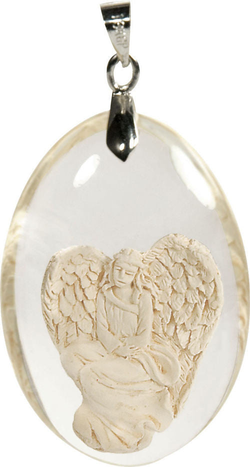 Angel of Faith Pendant - Keepsake-Memorials