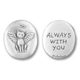 I Will See You In Heaven (Cat Edition) PLUS Cat Angel Token Gift Set - Keepsake-Memorials