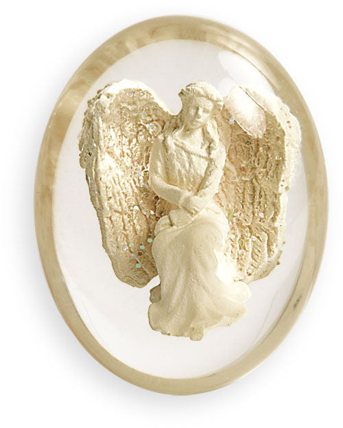 Angel Pocket Stone-Courage - Keepsake-Memorials