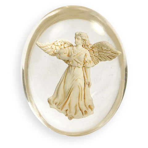 Healing Angel Pocket Stone - Keepsake-Memorials