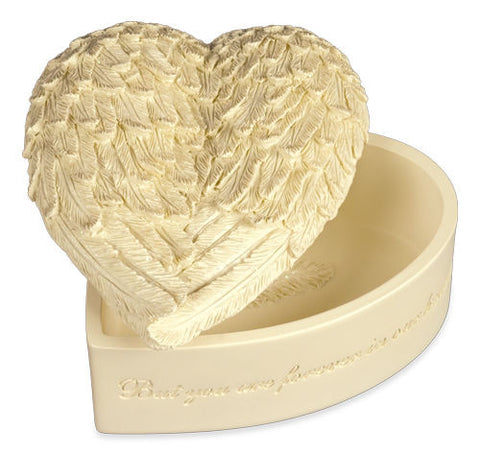 AngelStar Angel Wings Keepsake Box - Keepsake-Memorials