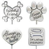 "Pet Memorial Garden Stake-""In Loving Memory"" - Keepsake-Memorials"