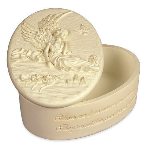 AngelStar Keepsake Box-Walking With Angels - Keepsake-Memorials