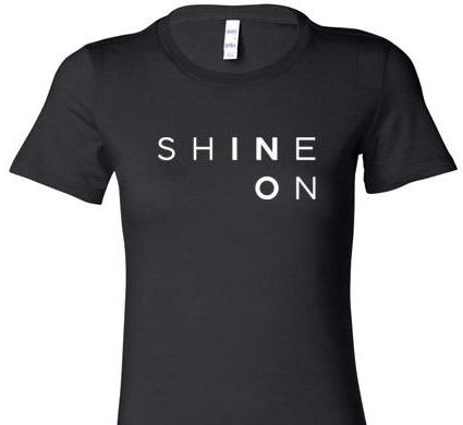 SHINE ON SHORT SLEEVE