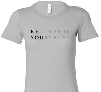 BELIEVE IN YOURSELF SHORT SLEEVE