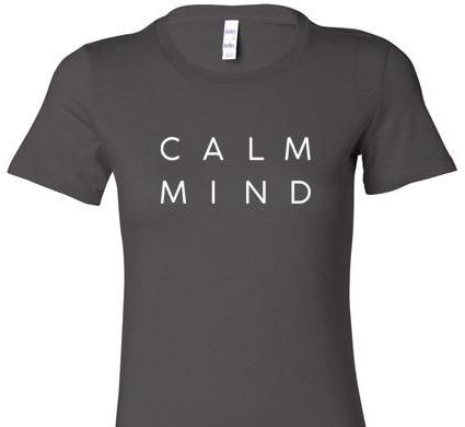 CALM MIND SHORT SLEEVE
