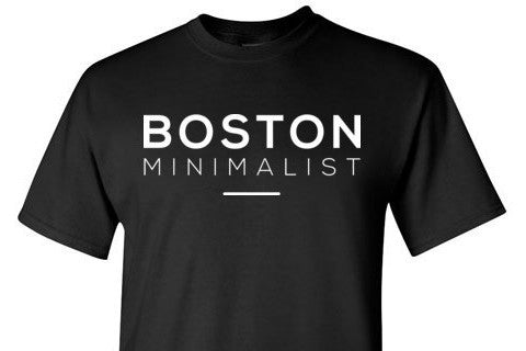 Boston Minimalist Tee