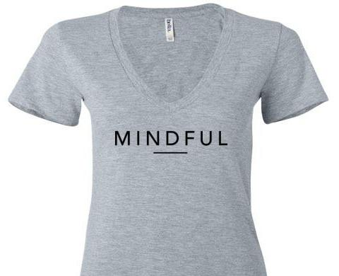 Mindful V Neck