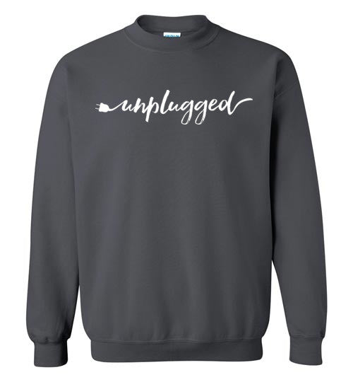 Unplugged Sweater