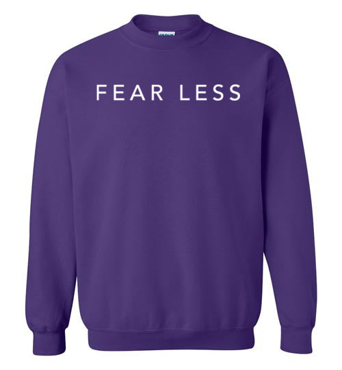 FEAR LESS SWEATER