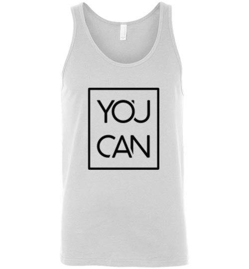 YOU CAN TANK TOP