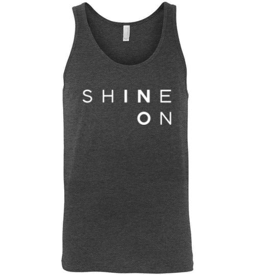 SHINE ON TANK TOP