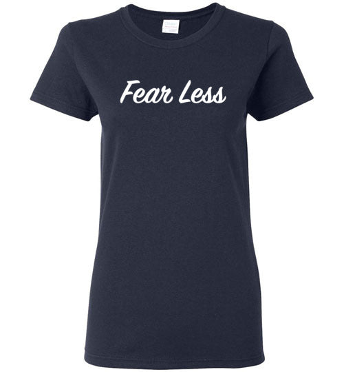 Fear Less Short Sleeve