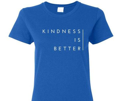 KINDNESS IS BETTER SHORT SLEEVE