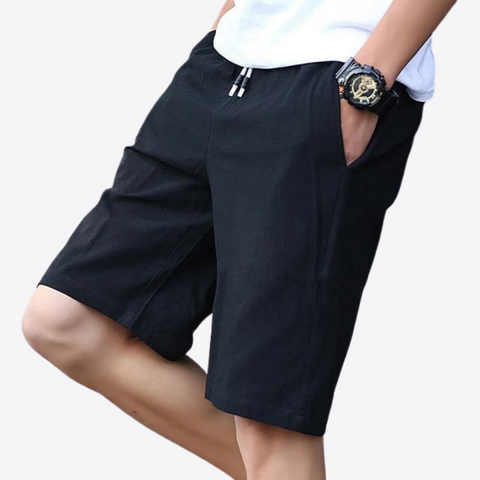 RELAXED EVERYDAY SHORTS