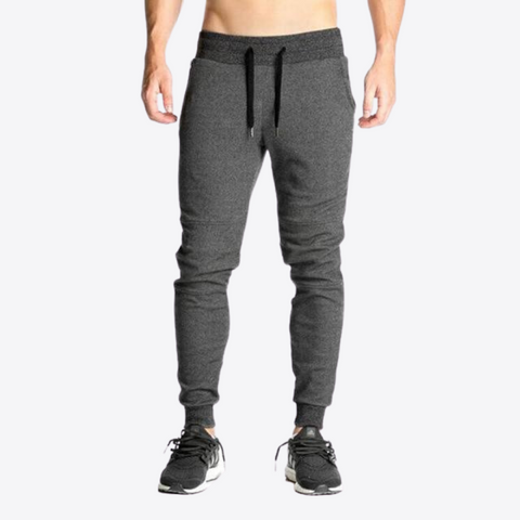 POCKETED RUNNING PANTS