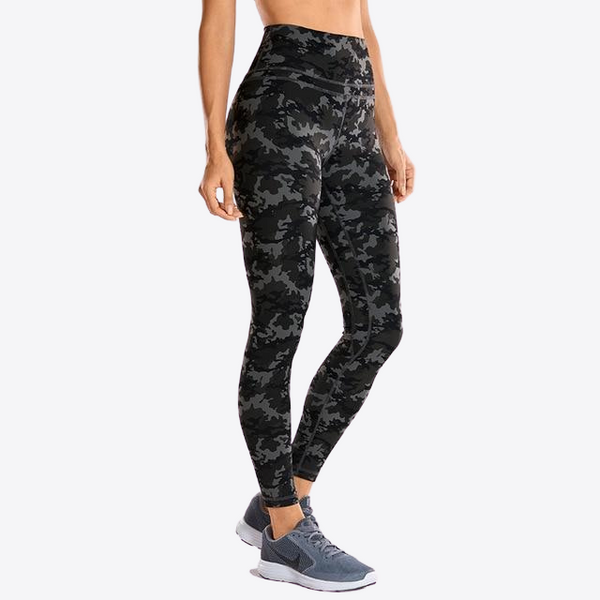 RECESS HIGH RISE CAMO LEGGINGS 25""