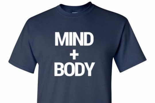 Mind And Body Tee